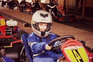 pilote karting